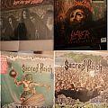 "Thrash Metal 12""s - 2 Tape / Vinyl / CD / Recording etc"