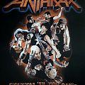 Anthrax - Fight 'Em 'Til You Can't Shirt