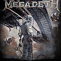 Megadeth - Dystopia 2015 Tour Shirt