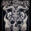 Bolt Thrower Overtures Of War Australian Tour 2015 TShirt or Longsleeve