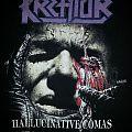 Kreator - Hallucinative Comas Tour TShirt or Longsleeve