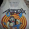 Anthrax - State of Euphoria singlet TShirt or Longsleeve