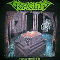 Gorguts - Considered Dead TShirt or Longsleeve