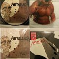 "Metallica 7, Jump Into 10 & 12""s Tape / Vinyl / CD / Recording etc"