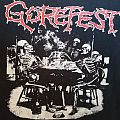 Gorefest - I was born alive shirt