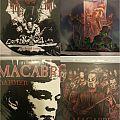 "Massacre & Macabre 12""s"