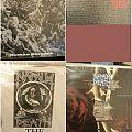 "Napalm Death 12""s Tape / Vinyl / CD / Recording etc"