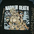 Napalm Death - Mass Appeal Madness long sleeve TShirt or Longsleeve