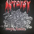 Autopsy - Mental Funeral Hooded Top