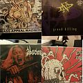 "Death Metal 10 & 12""s"