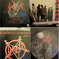 "Slayer 12""s Tape / Vinyl / CD / Recording etc"