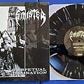 "Sinister - Tape / Vinyl / CD / Recording etc - Sinister  - Perpetual Damnation 10"""
