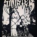 Sinister - TShirt or Longsleeve - Sinister - Perpetual Damnation shirt