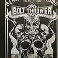 Bolt Thrower - Other Collectable - Bolt Thrower 2015 The Vth Crusade Australian tour poster