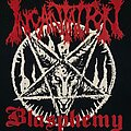Incantation - TShirt or Longsleeve - Incantation  - Blasphemy Australasian tour shirt