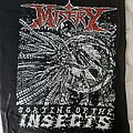 Misery - Patch - Misery - Sorting of the Insects backpatch