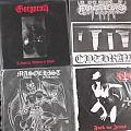"""Black Metal 7""""s"""