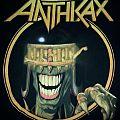 Anthrax - Judge Death tour shirt