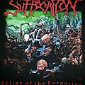 Suffocation - Effigy of the Forgotten TShirt or Longsleeve