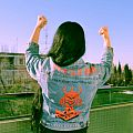Manilla Road Handpainted Jacket
