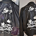 King Diamond Handpainted jacket
