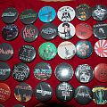 Some of my badges Other Collectable