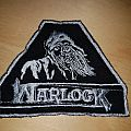 Warlock vintage Patch