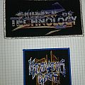 Children of Technology & Heavens Gate Patches