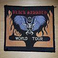 Black Sabbath - Patch - Black Sabbath - Heaven and Hell Tour Patch - again