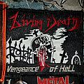 Living Death - Patch - Living Death - Vengeance of Hell