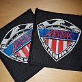Anthrax Vintage Logo patch