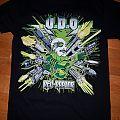 U.D.O. - TShirt or Longsleeve - U.D.O. Rev Raptor Tour Shirt