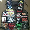 Ritual Steel - Battle Jacket - Leather Vest! Bang or be banged!