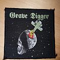 Grave Digger - Patch - Grave Digger - Heavy Metal Breakdown Patch