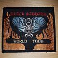 Black Sabbath - Patch - Black Sabbath - Heaven and Hell Tour Patch