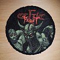 Celtic Frost - Patch - Celtic frost - Emperors Return patch
