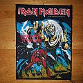 Iron Maiden - Number of the Beast Backpatch