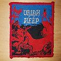 Uriah Heep - Patch - Uriah Heep  - Magicians Birthday Patch