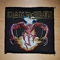 Iron Maiden - Patch - Iron Maiden - Live at Donington