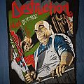 Destruction - Patch - Destruction - Mad Butcher Backpatch