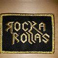 Rocka Rollas - Patch - Rocka Rollas - Logo Patch
