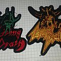Living Death - Patch - Living Death Patches for tankard emptyer