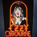 Ozzy Osbourne - Patch - Ozzy Osbourne - Speak of the Devil Backpatch