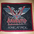 Hawkwind - Sonic Attack - red bordered Version