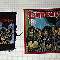 Darkness - Deathsquad Patch bootleg vs. Original