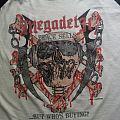 Vintage 1986 Megadeth Peace Sells But Who's Buying Baseball Shirt