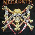 Vintage Megadeth Killing Is My Business Shirt