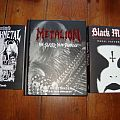 Various Artists - Tape / Vinyl / CD / Recording etc - Metal Books