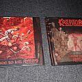 Kreator reissues Tape / Vinyl / CD / Recording etc