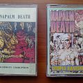 Napalm Death Tapes Tape / Vinyl / CD / Recording etc